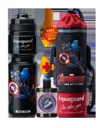 On The Go Avengers Series Captain America