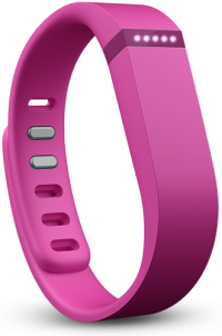 Fitbit Flex Wireless Activity Tracker and Sleep Wristband (Violet)