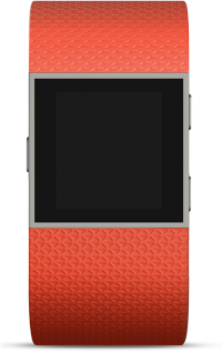Fitbit Surge Ultimate Fitness Super Watch, Large (Tangerine)